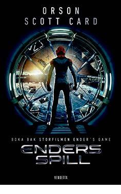 Książki po norwesku – Enders Spill, Orson Scott Card