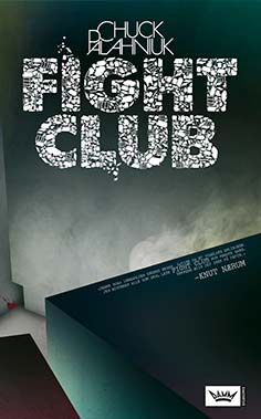 Książki po norwesku – Fight Club, Chuck Palahniuk