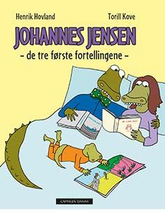 Książki po norwesku – Johannes Jensen, Henrik Hovland