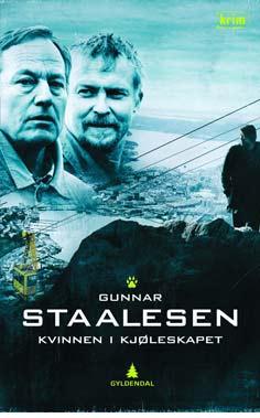 Książki po norwesku – Kvinnen i Kjøleskapet, Gunnar Staalesen