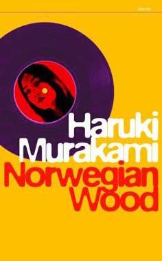 Książki po norwesku – Norwegian Wood, Haruki Murakami