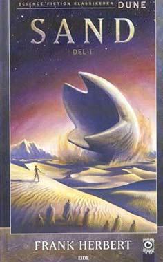 Książki po norwesku – Sand, Frank Herbert