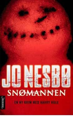Książki po norwesku – Snømannen, Jo Nesbø