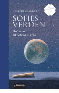 Książki po norwesku – Sofies Verden, Jostein Gaarder