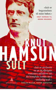Książki po norwesku – Sult, Knut Hamsun