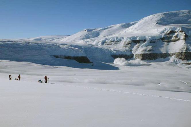 Wyprawa na biegun południowy