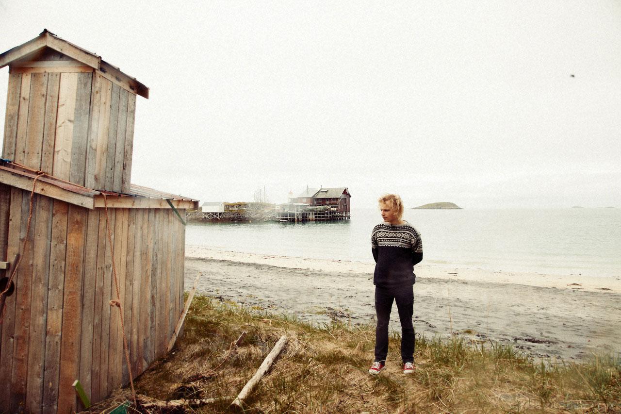 Moddi na wyspie Senja – wywiad, intervju