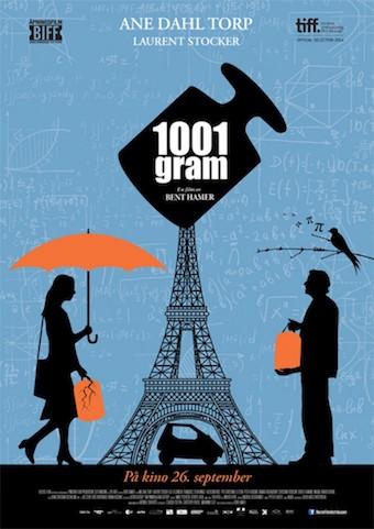 Norweskie filmy: 1001 gram