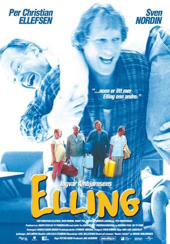 Norweskie filmy: Elling