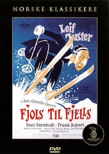 Norweskie filmy: Fjols til Fjells
