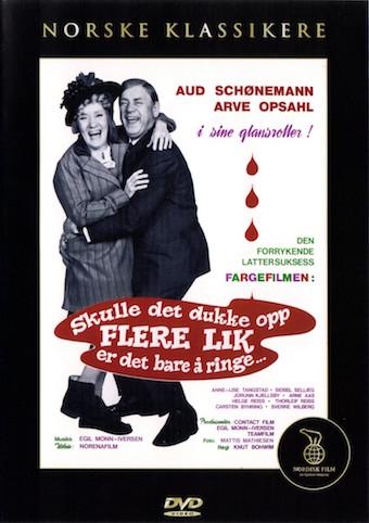 Norweskie filmy: Skulle det dukke opp flere lik, er det bare å ringe