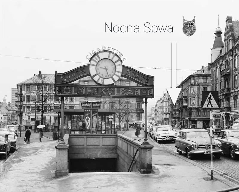 Valkyrie plass stasjon 1963 Nocna Sowa