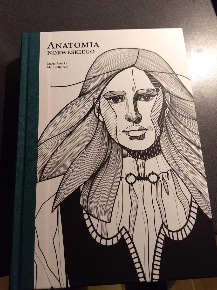 Zdjęcie Anatomii norweskiego