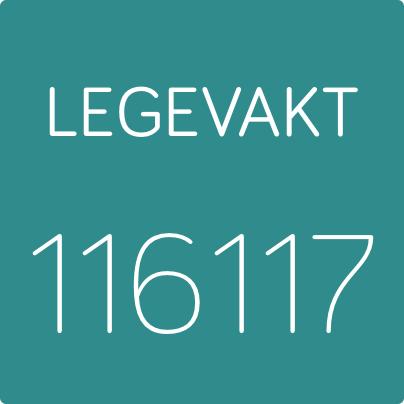 Norweski legevakt: 116 117